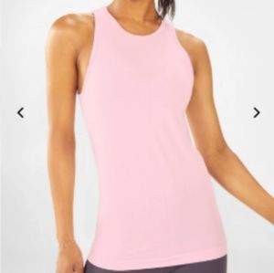 Nwt fabletics Kathie Seamless Ruched Tank